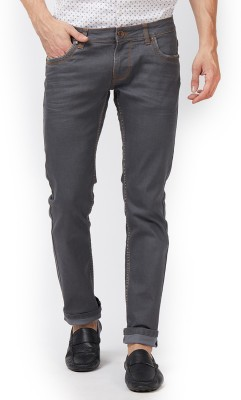 PRANKSTER Regular Men Grey Jeans