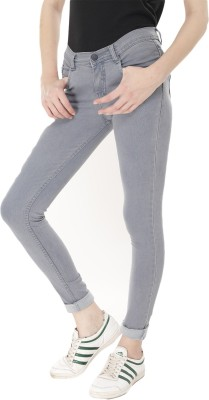 Nifty Slim Women Grey Jeans Nifty Women's Jeans