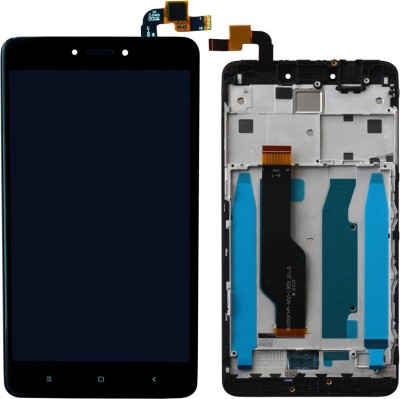Totta LCD Mobile Display for Mi Redmi Note 4(With Touch Screen Digitizer, Black)