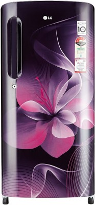 LG GL-B201APDX/ASDX 190L 4S Single-door Refrigerator (Dazzle)
