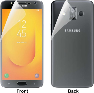 Mobile Care Screen Guard for Samsung Trend-duos/S7572(Pack of 2)