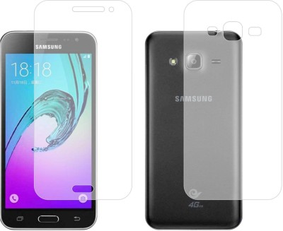 Case Creation Tempered Glass Guard for Samsung Galaxy A3 (2016), SM-A310(Pack of 1)