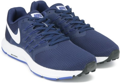 Nike NIKE RUN SWIFT Running Shoe For Men(Blue) 1