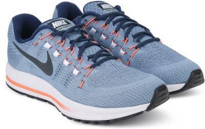 Nike AIR ZOOM VOMERO 12 Running Shoe For Men(Blue) 1