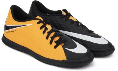 Nike HYPERVENOMX PHADE III IC Football Shoes For Men(Orange) 1