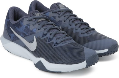 Nike NIKE RETALIATION TR Training & Gym Shoe For Men(Blue) 1