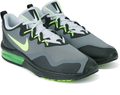Nike AIR MAX FURY Running Shoes For Men(Grey) 1