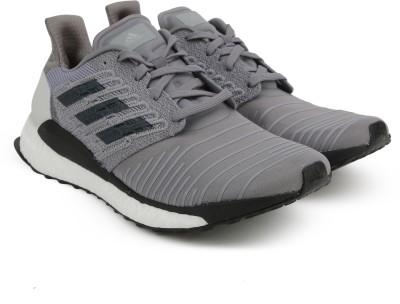 Buy ADIDAS SOLAR BOOST M Running Shoes For Men(Grey) on Flipkart ... dcd5e4816