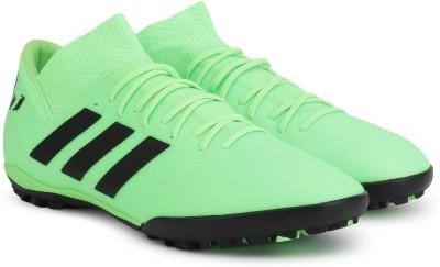 ab10999b87ee Buy ADIDAS NEMEZIZ MESSI TANGO 18.3 TF Football Shoes For Men(Green ...