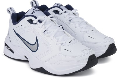 Nike AIR MONARCH IV SS 19 Gym & Training Shoes For Men(White) 1