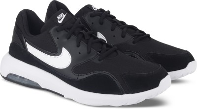 Nike AIR MAX NOSTALGIC Casuals For Men(Black)