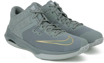Nike NIKE AIR VERSITILE II Basketball shoe For Men(Grey) 1