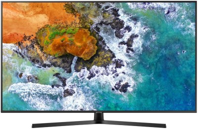 Samsung Series 7 139.7cm (55 inch) Ultra HD (4K) LED Smart TV(55NU7470) (Samsung)  Buy Online
