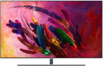 Samsung Q Series 165.1cm (65 inch) Ultra HD (4K) QLED Smart TV(65Q7FN) (Samsung)  Buy Online