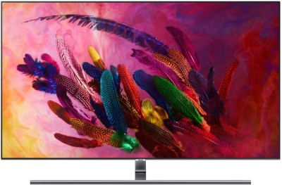 Samsung Q Series 138cm (55 inch) Ultra HD (4K) Curved QLED Smart TV(55Q7FN)