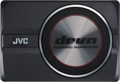 JVC CW-DRA8 Underseat Subwoofer(Powered , RMS Power: 150 W)
