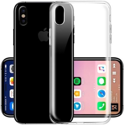Openbuy Back Cover for Apple iPhone X Transparent, Shock Proof