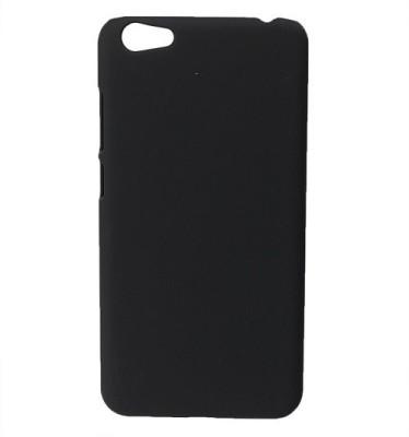Chemforce Back Cover for VIVO V5 Plus Black