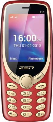 Big Battery Zen mobiles! (₹100 extra off ! )