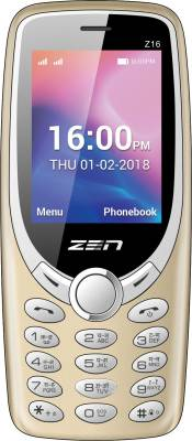 Zen Keypad Phones (Flat Rs 100 off)