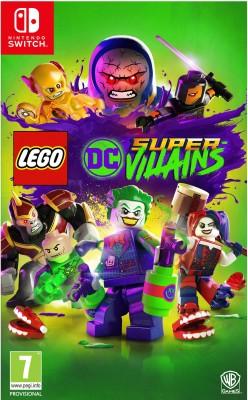 LEGO DC Super Villains for Switch Games
