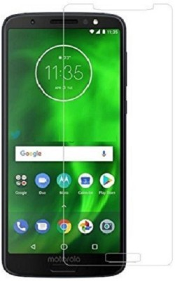Celzo Tempered Glass Guard for Motorola Moto G6 Play(Pack of 1)