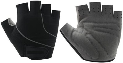 Shockproof Cycling Half Finger Gloves Sports Mittens Racing Road Bike Gloves