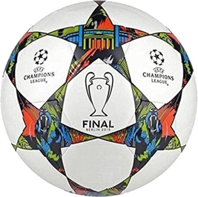 SST FIFA World Cup Champion League Uefa  Multicolour  Football   Size: 5 Pack of 1, Multicolor