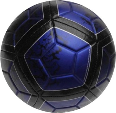 SMT Cr 7 Blue Football   Size: 5   Pack of 1, Multicolor  SMT Footballs