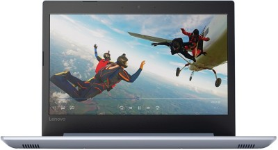 Lenovo Ideapad 320E APU Dual Core E2 - (4 GB/500 GB HDD/Windows 10 Home) IP 320E-14AST Laptop(14 inch, Denim Blue, 2.1 kg)