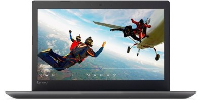 Lenovo Ideapad 320 APU Quad Core A6 - (4 GB/1 TB HDD/Windows 10 Home) 80XV00T8IH Laptop(15.6 inch, Onyx Black) 1