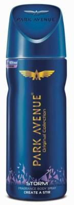 Park Avenue Storm Deodorant for Men (Pack of 1) Deodorant Spray  -  For Men(130 ml)