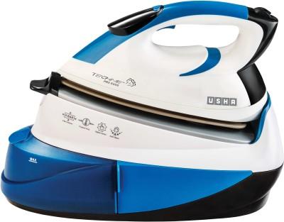USHA Techne Pro 5000 2600 W Steam Iron(White, Blue)