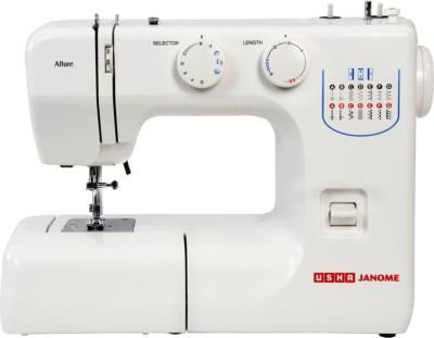 Usha Allure Electric Sewing Machine( Built-in Stitches 13)