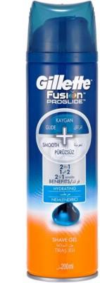 Gillette Fusion Proglide 2in1 Hydrating Shave Gel(200 ml)