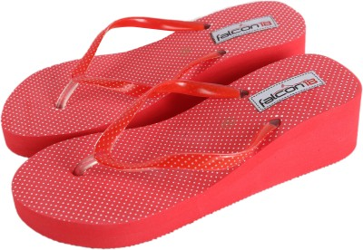058be51d6a87 25% OFF on Falcon18 Falcon18 Casual Flip-Flop Polka dot Slippers for Women  Slippers on Flipkart