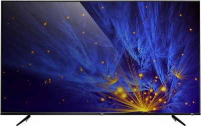 TCL P6 107.9cm (43 inch) Ultra HD (4K) LED Smart TV(43P6US)