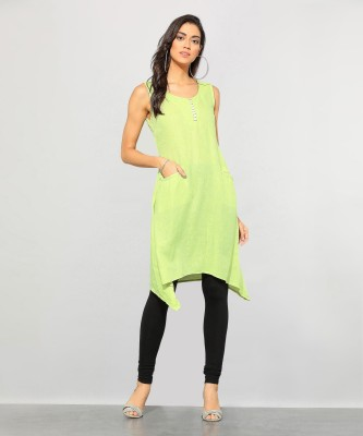 Biba Self Design Women Tunic