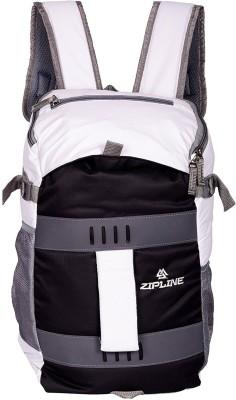ZIPLINE Jolo - Blk 24 L Backpack(Black)
