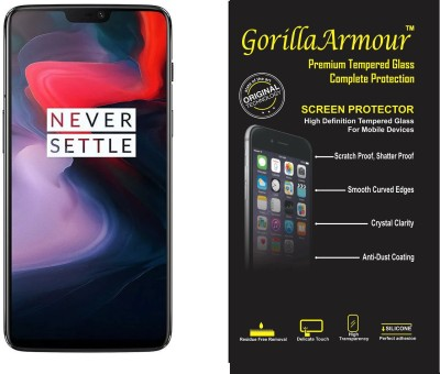 Wow Imagine Tempered Glass Guard for OnePlus 6(Pack of 1)