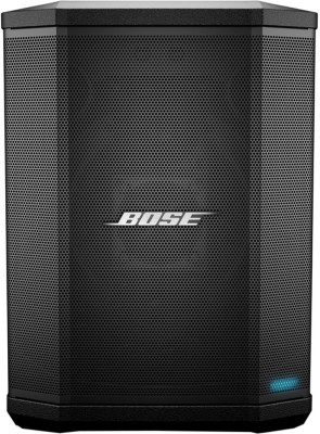 Bose S1 Pro System Bluetooth Home Theatre(Black, Mono Channel)