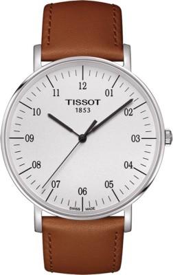Tissot T109.610.16.037.00 T Classic Everytime Analog Watch  - For Men at flipkart