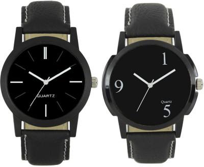 Shivam Retail New Fashion 005 006 Branded Leather Analog Watch   For Boys Shivam Retail Wrist Watches