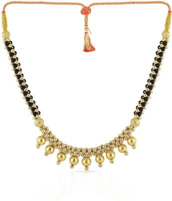 MALABAR GOLD   DIAMONDS NNKTH065 Collar Yellow Gold Precious Necklace 22kt MALABAR GOLD   DIAMONDS Necklaces