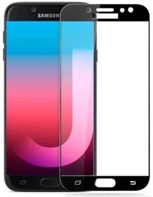 Jabox Edge To Edge Tempered Glass for Samsung Galaxy J7 Duo(Pack of 1)