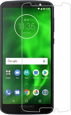 Khushal Tempered Glass Guard for Motorola Moto G6(Pack of 1)