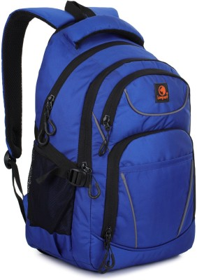 cc6adcbe28c4 59% OFF on Lampart Areca 32 L Laptop Backpack(Blue) on Flipkart ...