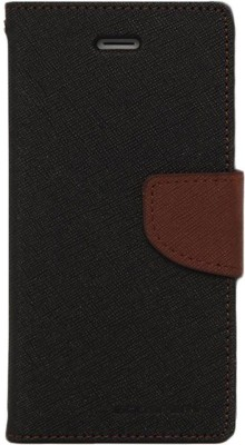 Gohaps Flip Cover for Motorola Moto X Style Brown