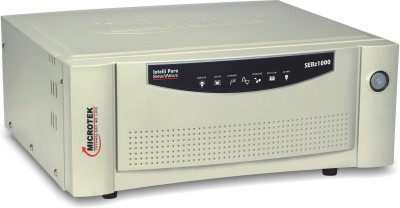 Microtek SEBz1000 Pure Sine Wave Inverter (Beige)