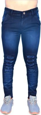 SNAAVE Slim Men Blue Jeans